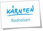 Logo Kärnten Radreisen