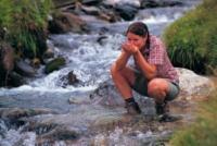 Das Kärntner Wasser verfügt über Trinkwasserqualität