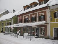 Unser Gasthof im Winter